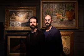 Portrait Photo Duo Paris