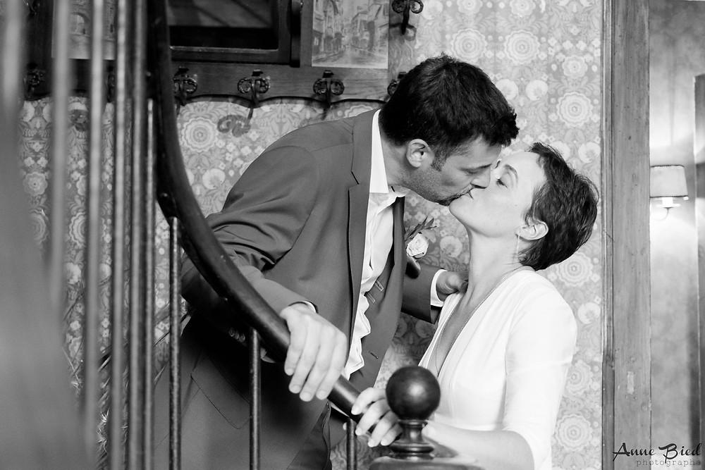 Séance photo portrait couple - Anne BIED - Photographe portrait couple Paris