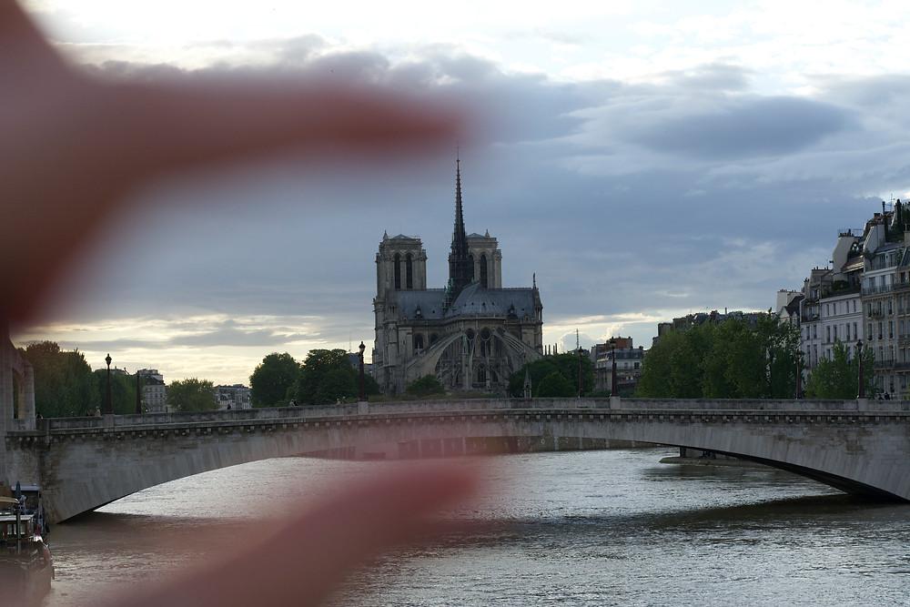 Notre Dame de Paris - Anne BIED
