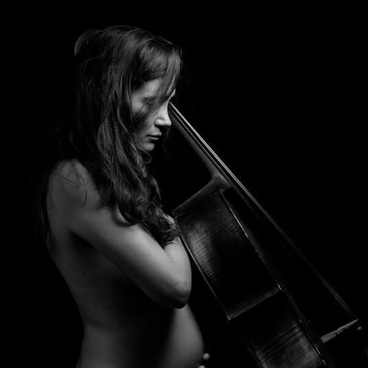Séance photo femme enceinte à domicile Paris - Anne BIED - photographe femme enceinte à domicile