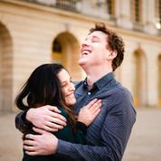 Séance photo couple Paris - Anne BIED - Photographe couple Paris