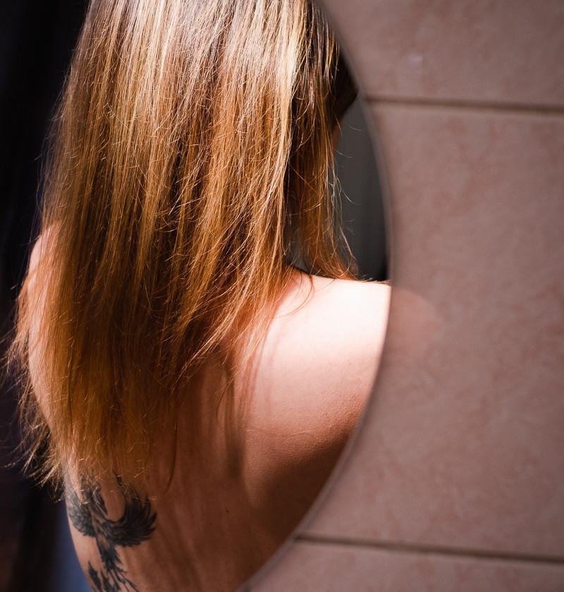 Projet photo perso - Anne BIED - Photographe autoportrait