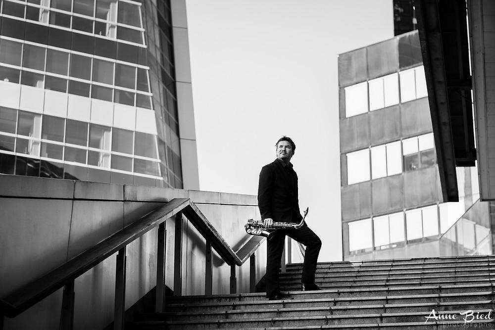 séance photo portrait musicien - anne bied - photographe musicien - photographe musicien La Defense