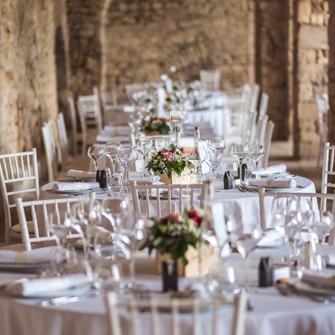 reportage photo mariage - anne bied - photographe mariage abbaye de la ferte