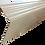 """Thumbnail: """"Фасадный декор Доломит"""" оконная вертикальная планка 1500*235 мм"""