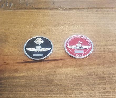 Amphibious Reconnaissance Coin