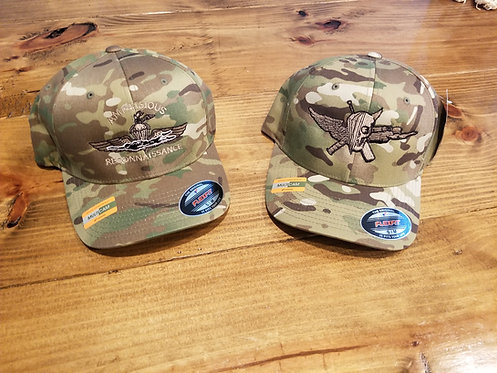 FLEXFIT MULTICAM HAT