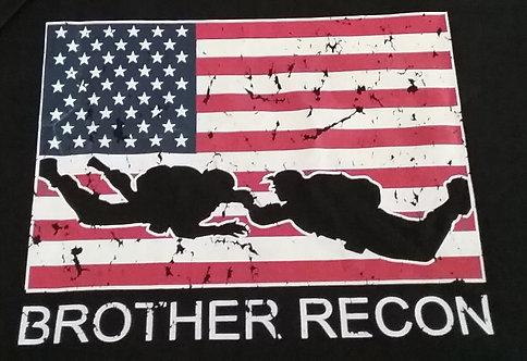 BR US FLAG HOODIE