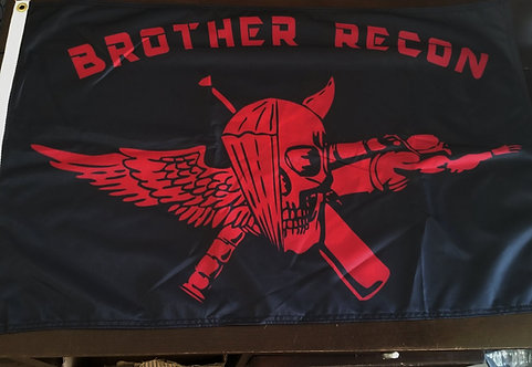 BROTHER RECON JACK FLAG 2 X 3
