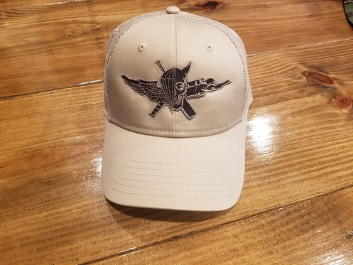 BR JACK 3  MESH BACK ADJUSTABLE HAT