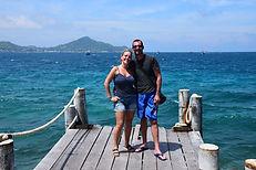 Laurie and Rémy Angelot Villa Koh Samui Thailand