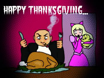 Happy Thankskilling!