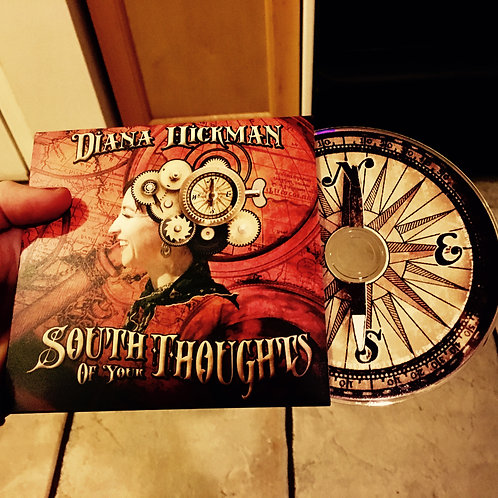 South of Your Thoughts CD