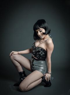 Farrah, Pop Singer, Promotes Music In Stylish PhotoShoot