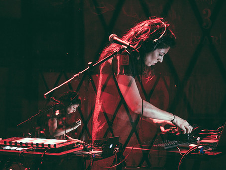 "MusicTech: ""I can't make feel-good stuff right now"": KYOSi on her current approach to making music"