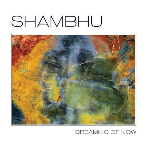 Dreaming of Now CD signed with digital download