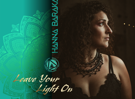 "Hard Rock's Hanna Barakat Unveils 'Siren' Preview, ""Leave Your Light On"": Substream Magazine"