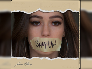 "SONG PREMIERE : ""SHUT UP"" BY GIANNA ADAMS"
