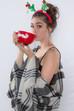 EXCLUSIVE: Premiere of Gianna Adams' New Single 'Dear Santa
