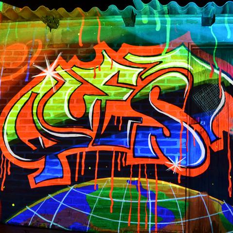 Ephemeral Graffiti