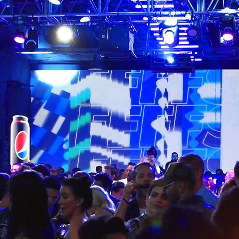 Rimiyoho meets Pepsi Black