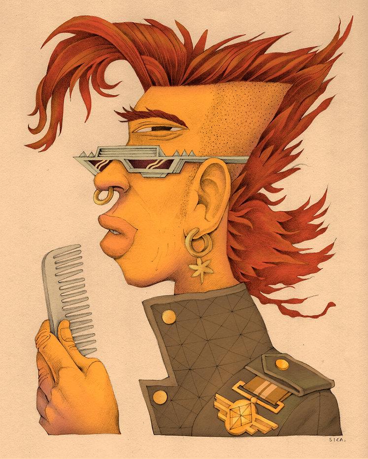 Fernando Sica Illustration