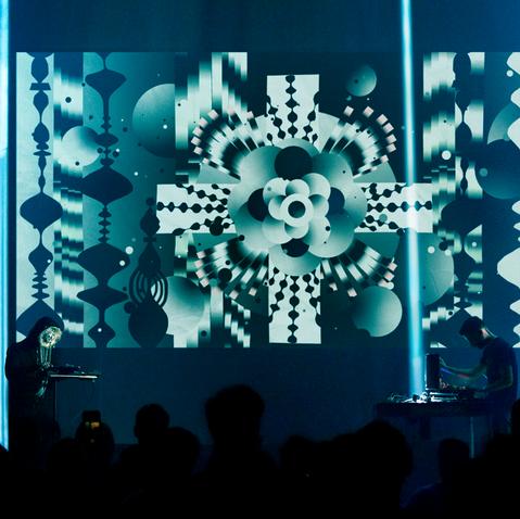 Nueve Vidas & Rimiyoho live at Mutek Montreal