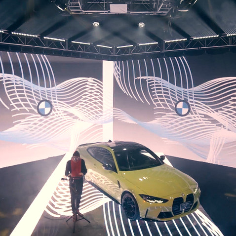 Rimiyoho meets BMW