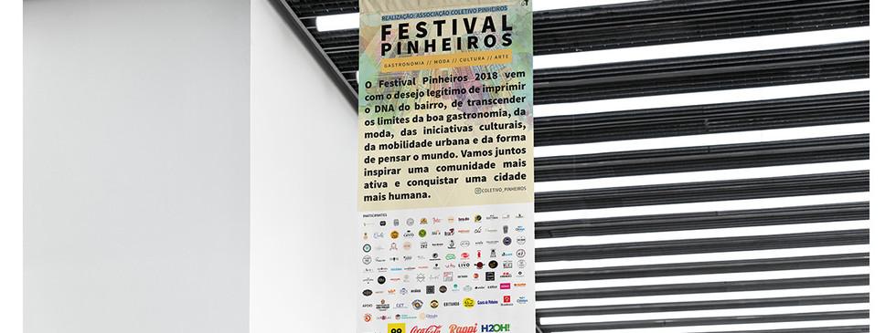 Festival Pinheiros - OUT18