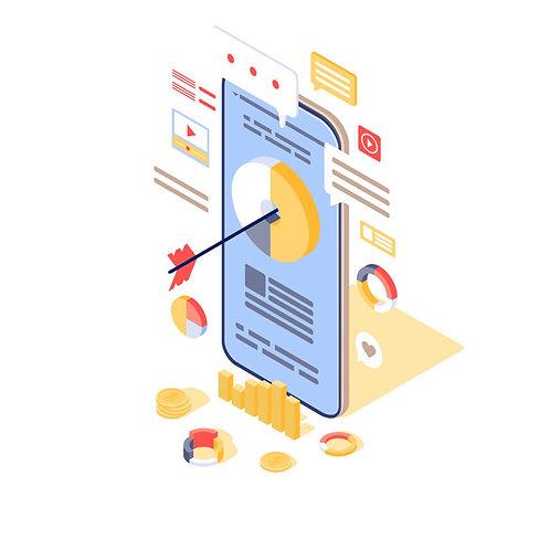 30 Posts Redes Sociais + 4 Anúncios/ mês