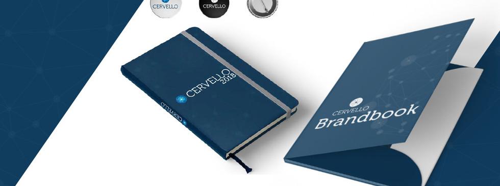 Brandbook Cervello