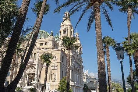 Niza / Mónaco / Montecarlo