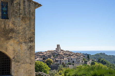 Antibes / Cannes / Saint Paul de Vence