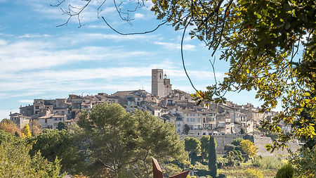 Antibes / Nice / Saint Paul de Vence