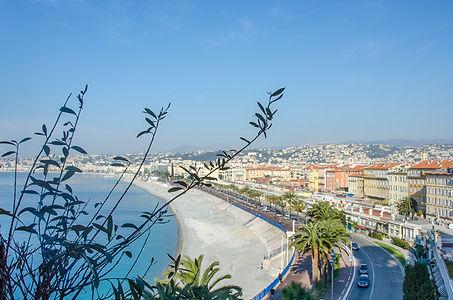 Antibes / Nice / Eze