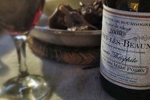 勃艮第葡萄酒基础