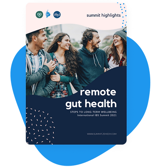 Remote Gut Health: steps to long-term wellbeing