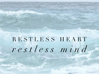 Restless Heart Restless Mind