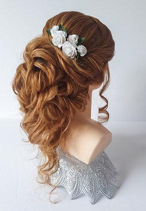 Rosa Hair Comb