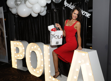 Event Photography: Miss Universe Contestants Pose for the Pola Party