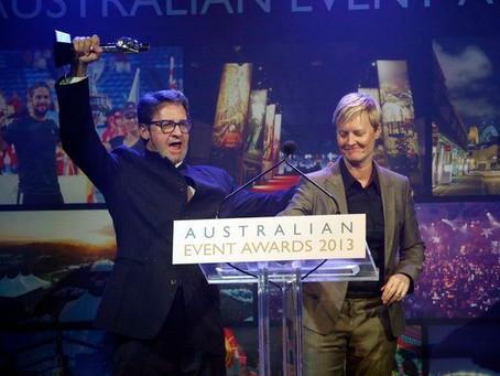 Australian Event Awards 2013