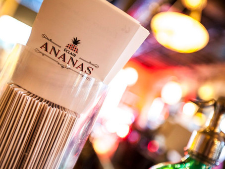 Dinner at Ananas Restaurant