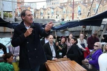 ISES Sydney sail the harbour