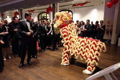 Year of the Dragon – St George Foundation Ball