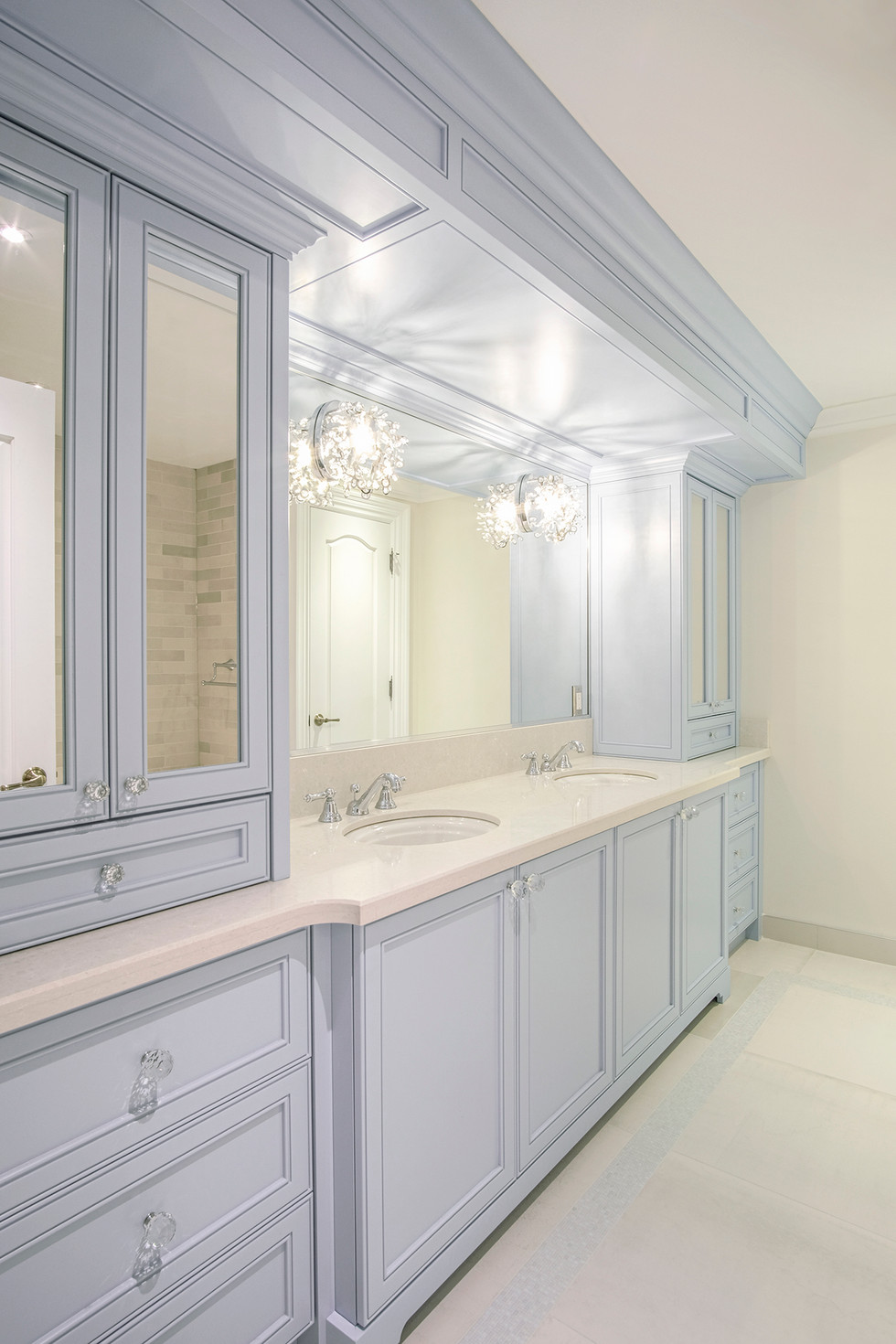Girls' Bathroom Vanity