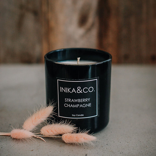 Inika and Co Candle
