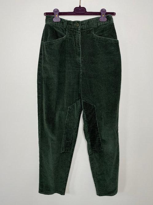 Vintage Highwaist Cord Hose 80's 90's (S)