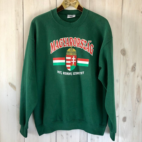 Vintage Sweater Lee Unisex 80's 90's (M-L)