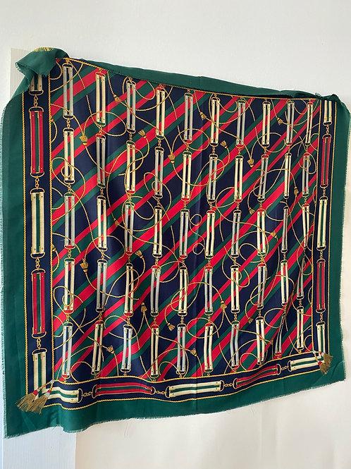 Vintage Schal 80's 90's