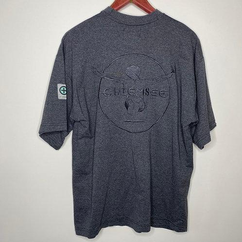 Vintage T-Shirt Chiemsee Unisex 80's 90's (L-XL)